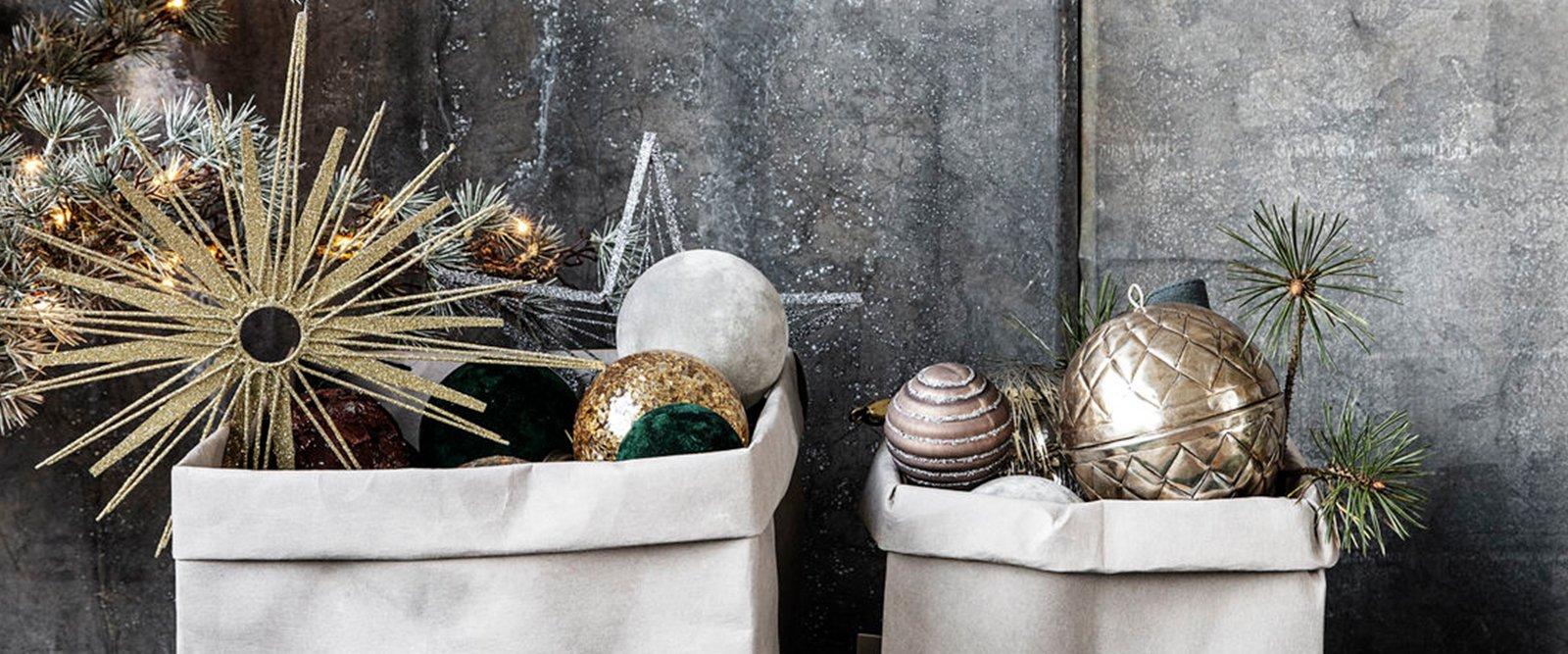 Pynt op i hjemmet med stemningsgivende julepynt