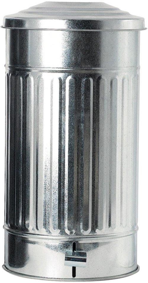 På billedet ser du variationen fra brandet House Doctor i en størrelse D: 25,5 cm. x H: 48 cm. i farven Zink