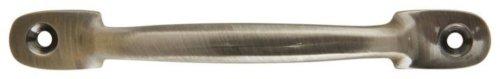 På billedet ser du variationen fra brandet House Doctor i en størrelse L: 9,5 cm. i farven Nikkel