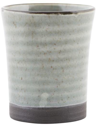 På billedet ser du variationen fra brandet House Doctor i en størrelse D: 4 cm. x H: 5,5 cm. i farven Grå