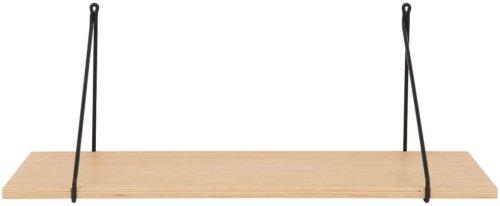 På billedet ser du variationen fra brandet House Doctor i en størrelse 70 x 24 x 1,5 cm. i farven Oak