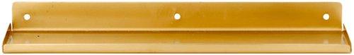 På billedet ser du variationen fra brandet House Doctor i en størrelse 43 x 11,5 cm. x H: 4 cm. i farven Messing