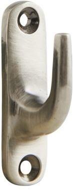 På billedet ser du variationen fra brandet House Doctor i en størrelse L: 5,5 cm. 2 stk. i farven Nikkel