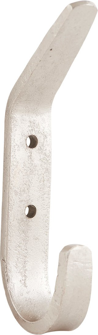 På billedet ser du variationen fra brandet House Doctor i en størrelse L: 12 cm. i farven Sølv