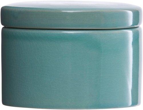 På billedet ser du variationen fra brandet House Doctor i en størrelse D: 14 cm. x H: 10 cm. i farven Grøn