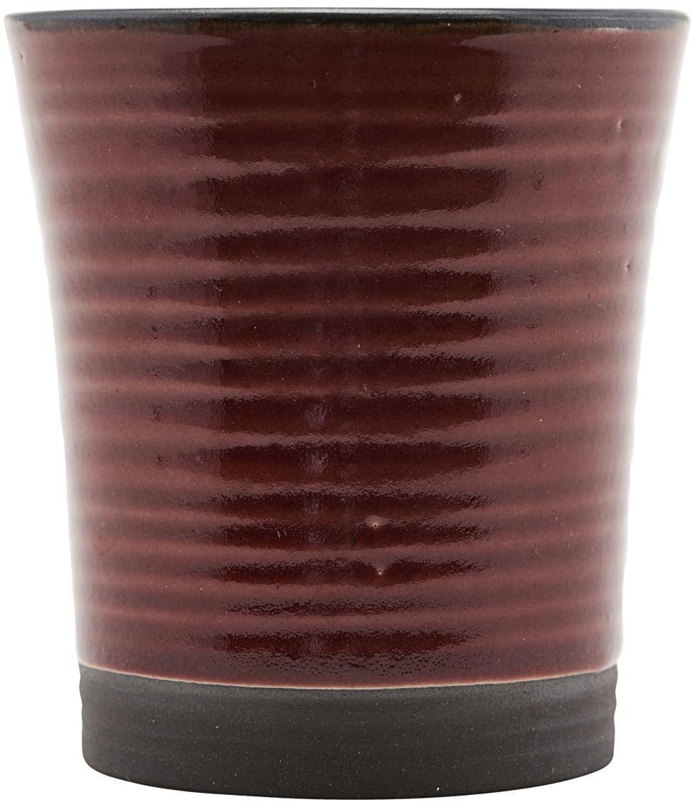 Image of   Color, Krus by House Doctor (D: 8 cm. x H: 9 cm., Brændt henna)