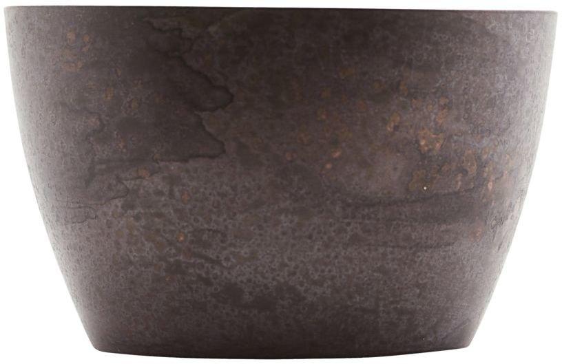 Image of   Etnik, Lysestage by House Doctor (D: 8 cm. H: 4.7 cm., Mørkerød)