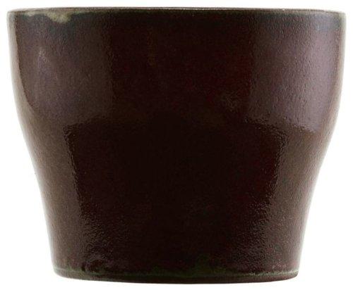 På billedet ser du variationen fra brandet House Doctor i en størrelse D: 13 cm. x H: 11 cm. i farven Henna