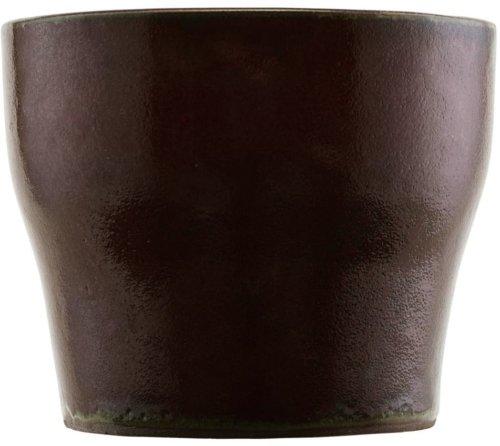 På billedet ser du variationen fra brandet House Doctor i en størrelse D: 18 cm. x H: 15.5 cm. i farven Henna