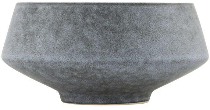 Image of   Grey Stone, Skål by House Doctor (D: 18 cm. x H: 10 cm., Grå)