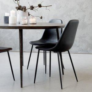Kategoribillede til lænestole, spisebordsstole, barstole og taburetter, som passer perfekt til køkkenalrummet eller stuen