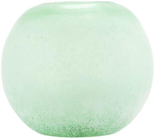 På billedet ser du variationen RD, Vase fra brandet House Doctor i en størrelse D: 14 cm. x H: 12 cm. i farven Grøn/Frost
