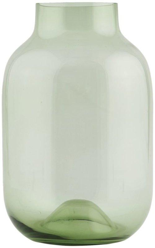På billedet ser du variationen fra brandet House Doctor i en størrelse D: 21 cm. x H: 32,5 cm. i farven Grøn