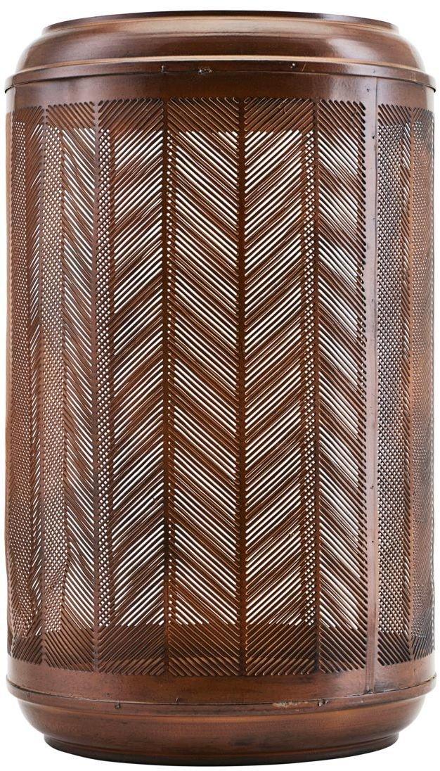 Image of   Eputy, Lanterne by House Doctor (D: 26 cm. x H: 42 cm., Brændt henna)