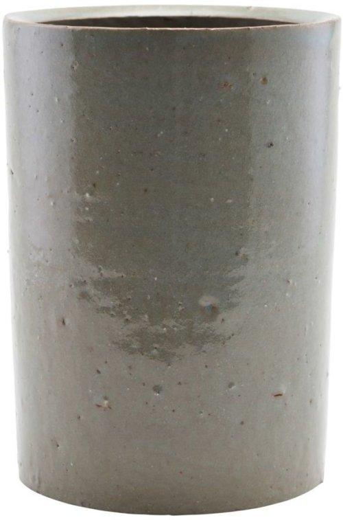 På billedet ser du variationen fra brandet House Doctor i en størrelse D: 14 cm. H: 20 cm. i farven Brun