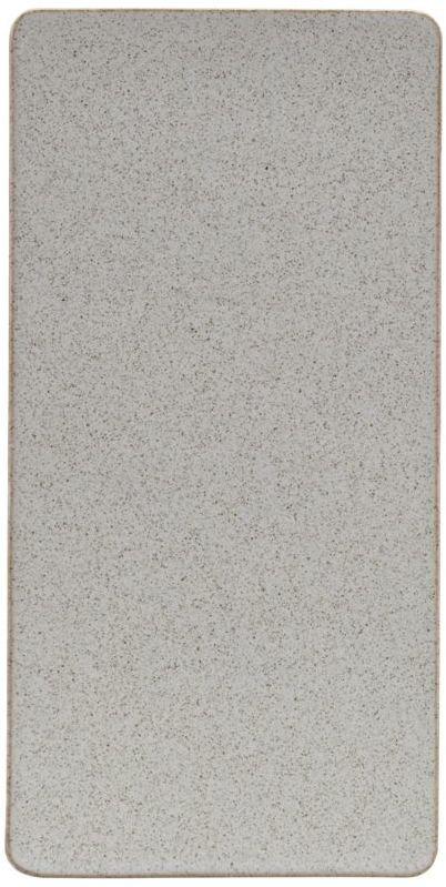 På billedet ser du variationen Tallerken, Ivy fra brandet House Doctor i en størrelse B: 15 cm. L: 30,2 cm. i farven Sand