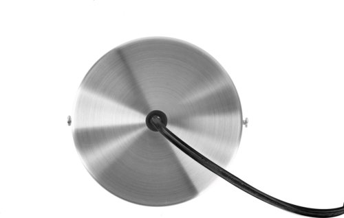 På billedet ser du et stemningsbillede (#1) fra Hængelamper, Refine large fra brandet Present Time i en størrelse D: 40,5 cm. H: 33 cm. i farven Grå