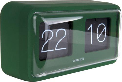 På billedet ser du et stemningsbillede (#2) fra Bordur, Bold flip fra brandet Present Time i en størrelse H: 14,5 cm. B: 26,5 cm. L: 7,5 cm. i farven Grøn/Sort