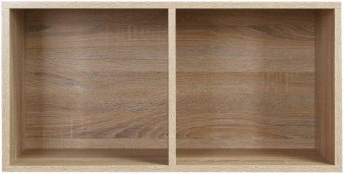 På billedet ser du variationen Rumdeler, Space 2 rooms modul fra brandet Preform i en størrelse H: 33 cm. B: 72 cm. L: 37 cm. i farven Natur