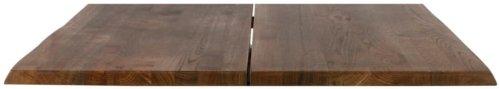 På billedet ser du variationen Plankeplade, Curve plade fra brandet Preform i en størrelse H: 3 cm. B: 72 cm. L: 72 cm. i farven Mørk Natur