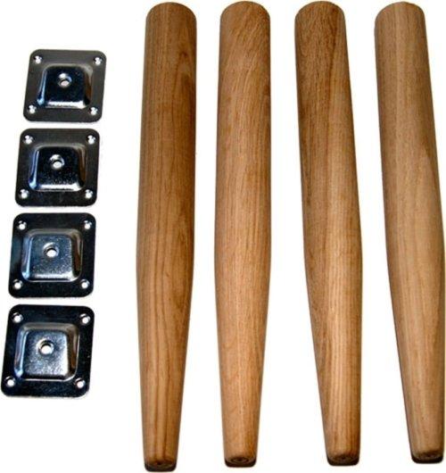 På billedet ser du variationen Træben, Space fra brandet Preform i en størrelse Ø: 4 cm. H: 34 cm. i farven Natur