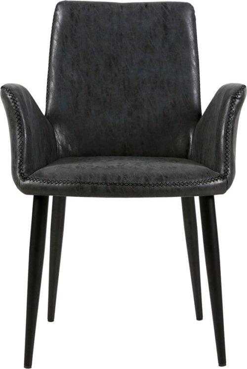 På billedet ser du variationen Spisebordsstol, Will fra brandet Preform i en størrelse H: 82 cm. B: 59 cm. L: 62 cm. i farven Sort