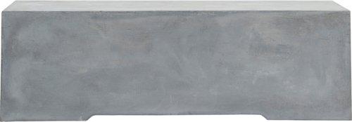 På billedet ser du variationen Bænk, Gallery fra brandet House Doctor i en størrelse H: 38 cm. B: 40 cm. L: 130 cm. i farven Cement