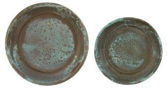 På billedet ser du variationen Use, Bakker, Sæt af 2 str. fra brandet House Doctor i en størrelse D: 6,5/8 cm. x H: 1 cm. i farven Mørkebrun