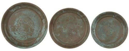 På billedet ser du variationen Use, Bakker, Small fra brandet House Doctor i en størrelse D: 11,5 cm. H: 1 cm. i farven Mørkebrun