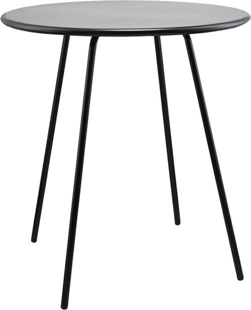 På billedet ser du variationen Bord, PI Series fra brandet House Doctor i en størrelse D: 70 cm. H: 75 cm. i farven Sort