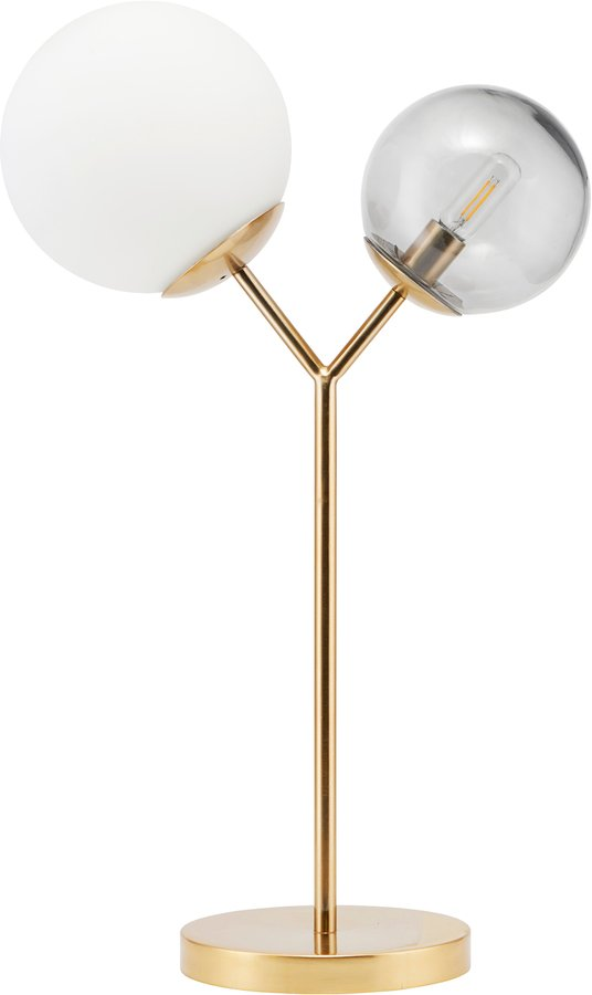 Image of   Bordlampe, Twice by House Doctor (B: 42 cm., Messing)