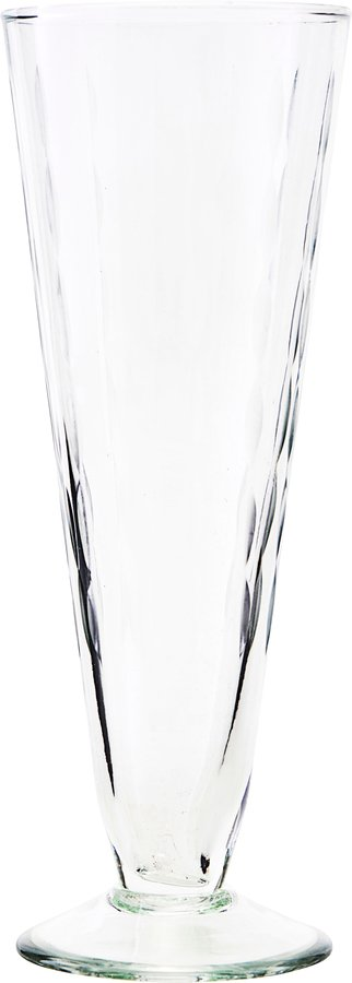 Image of   Champagneglas, Vintage by House Doctor (D: 7 cm. H: 20 cm., Glas)