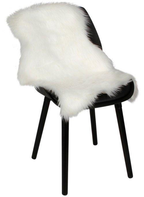 På billedet ser du variationen Dekorationsskind, Dekomu fra brandet Preform i en størrelse B: 60 cm. L: 90 cm. i farven Hvid