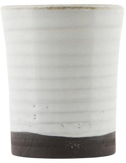 På billedet ser du variationen Color, Espresso krus/æggebæger fra brandet House Doctor i en størrelse D: 4 cm. x H: 5,5 cm. i farven Hvid
