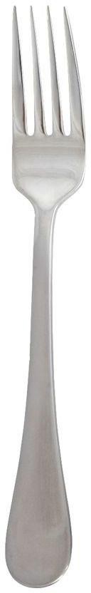 På billedet ser du variationen Brush, Gaffel fra brandet House Doctor i en størrelse L: 20,4 cm. i farven Stål