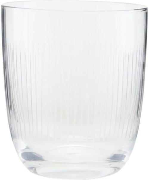 På billedet ser du variationen Glas, Spectra fra brandet House Doctor i en størrelse D: 5 cm. H: 10 cm. i farven Glas
