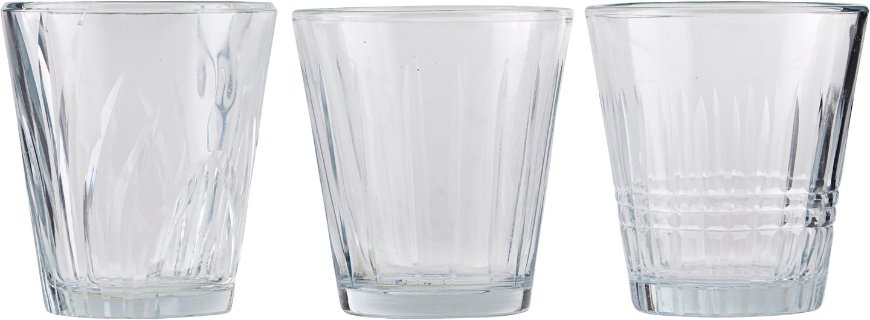 Image of   Glas, Vintage by House Doctor (D: 7,5 cm. H: 8,5 cm., Glas)