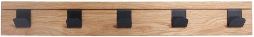 På billedet ser du variationen Hanger, Knagerække i egetræ fra brandet House of Sander i en størrelse H: 10 cm. B: 70 cm. i farven Natur