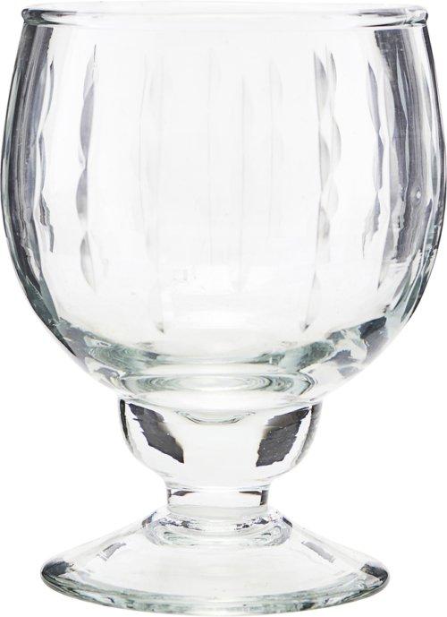 På billedet ser du variationen Hvidvinsglas, Vintage fra brandet House Doctor i en størrelse D: 7 cm. H: 12,5 cm. i farven Glas