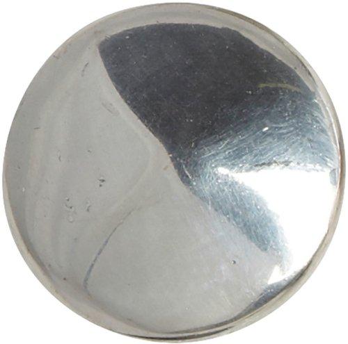 På billedet ser du variationen Knop, Nail fra brandet House Doctor i en størrelse D: 3 cm. i farven Sølv
