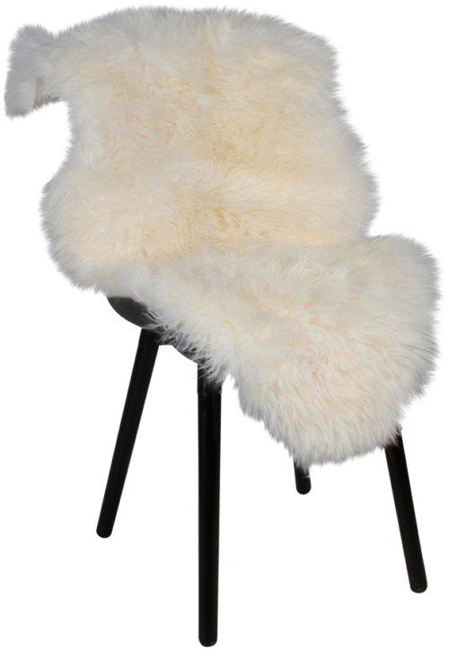 På billedet ser du variationen Lammeskind, Lux New Zealand fra brandet Preform i en størrelse B: 65 cm. L: 103 cm. i farven Hvid