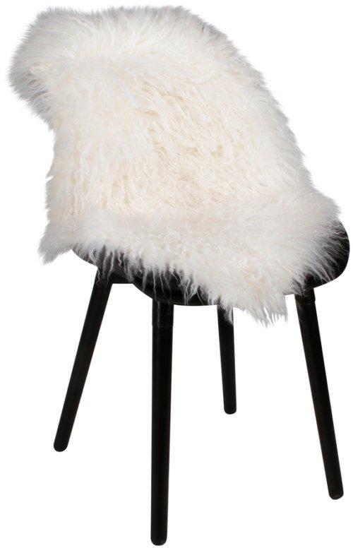 På billedet ser du variationen Lammeskind, Lux Tibetan fra brandet Preform i en størrelse B: 65 cm. L: 100 cm. i farven Hvid