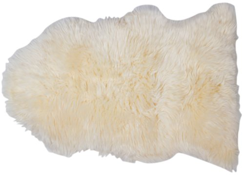 På billedet ser du variationen Lammeskind, New Zealand light fra brandet Preform i en størrelse B: 55 cm. L: 90 cm. i farven Hvid