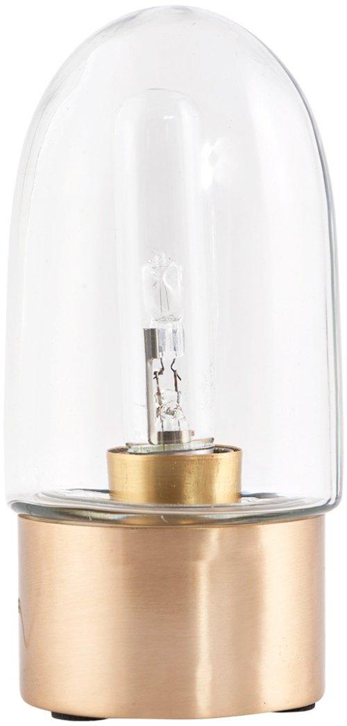 På billedet ser du variationen Broad, Lampe fra brandet House Doctor i en størrelse D: 9.5 cm. x H: 20 cm. i farven Messing