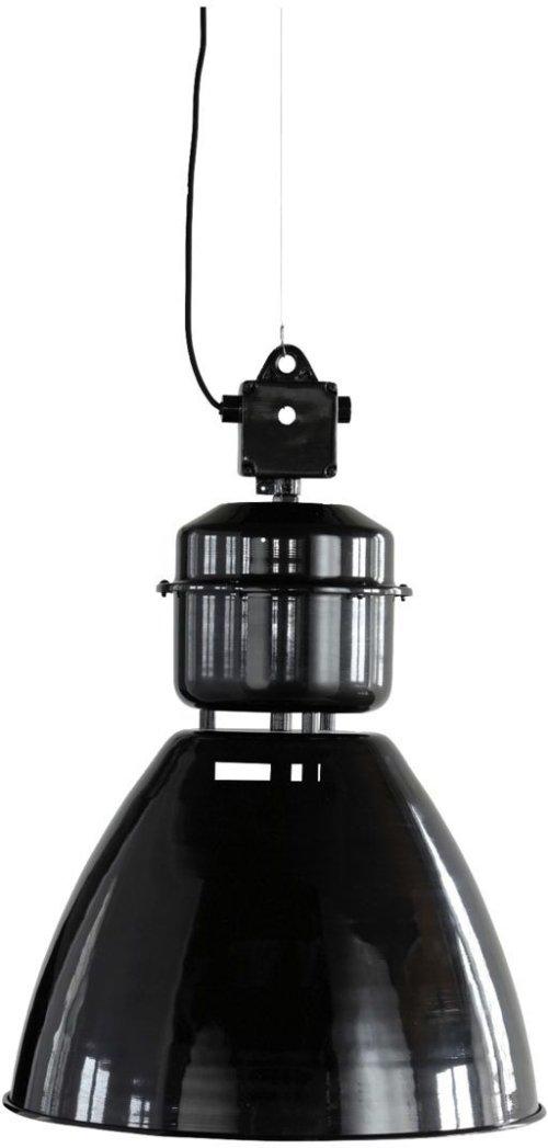 På billedet ser du variationen Volumen, Lampe fra brandet House Doctor i en størrelse D: 54 cm. x H: 60 cm. i farven Sort