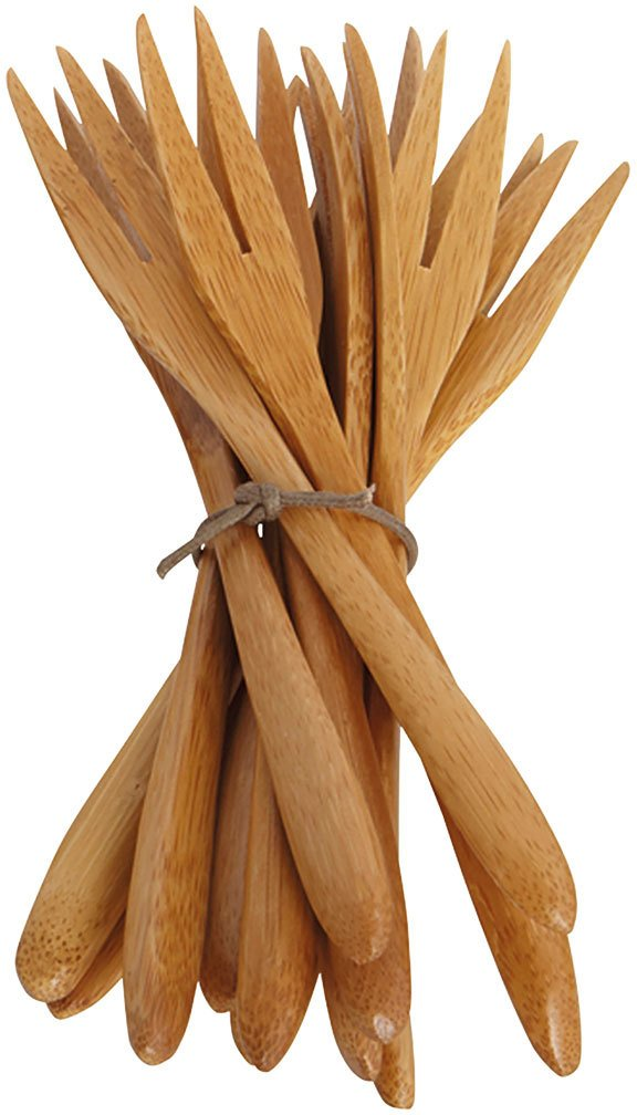 Image of Bamboo, Lang gaffel by House Doctor (L: 14 cm., Natur)