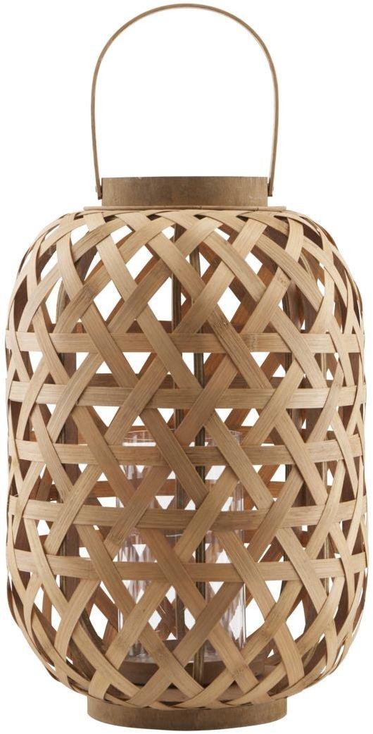 Lanterne, Grome by House Doctor (D: 31,5 cm. H: 45 cm., Natur)