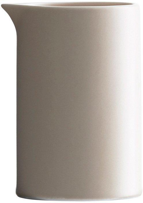 På billedet ser du variationen Pot, Mælkekande fra brandet House Doctor i en størrelse D: 6,5 cm. x H: 10 cm. i farven Creme
