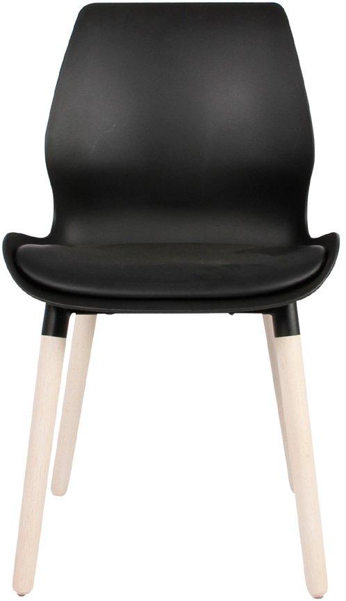 På billedet ser du variationen Spisebordsstol, Nemo fra brandet Preform i en størrelse H: 86,5 cm. B: 48 cm. L: 55 cm. i farven Natur/Sort