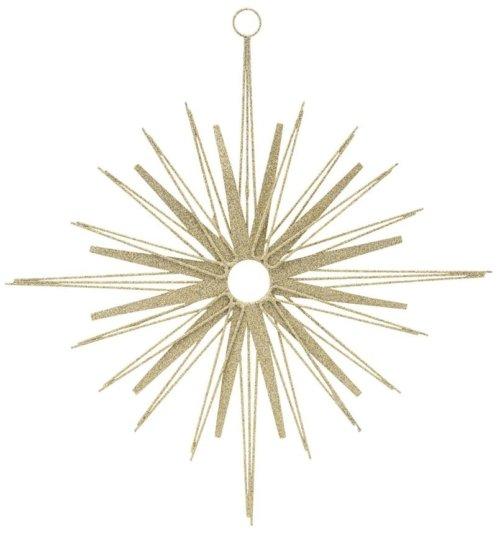 På billedet ser du variationen Ornament, Spira fra brandet House Doctor i en størrelse D: 30 cm. i farven Champagne